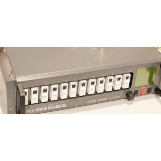 MA Lighting MA Dimmer 12 x 2,3kw
