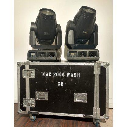 Martin MAC 2000 Wash XB Lighting Fixture