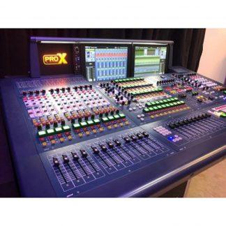 Midas Pro X Audio Console