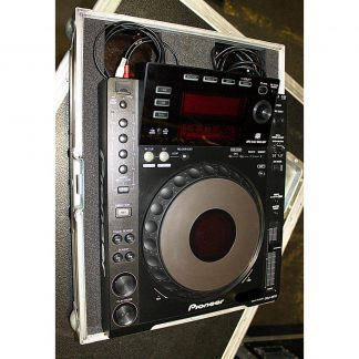 Pioneer CDJ 900 + Pioneer DJM 900 NXS Nexus DJ Mixer