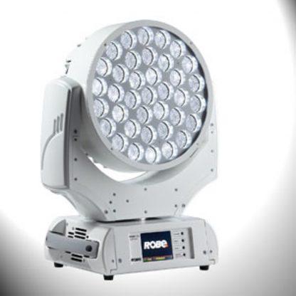 Robe Robin 600 LED wash Purewhite WW, White, Lighting Fixture