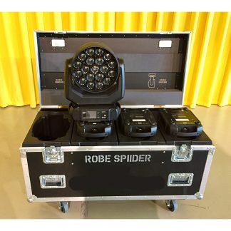 Robe Spiider Lighting Fixture Set