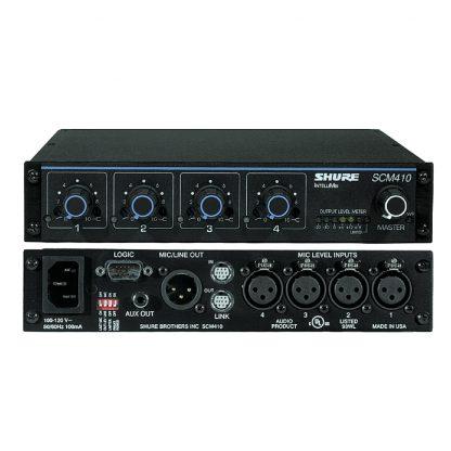 Shure SMC 410e Mixing Console