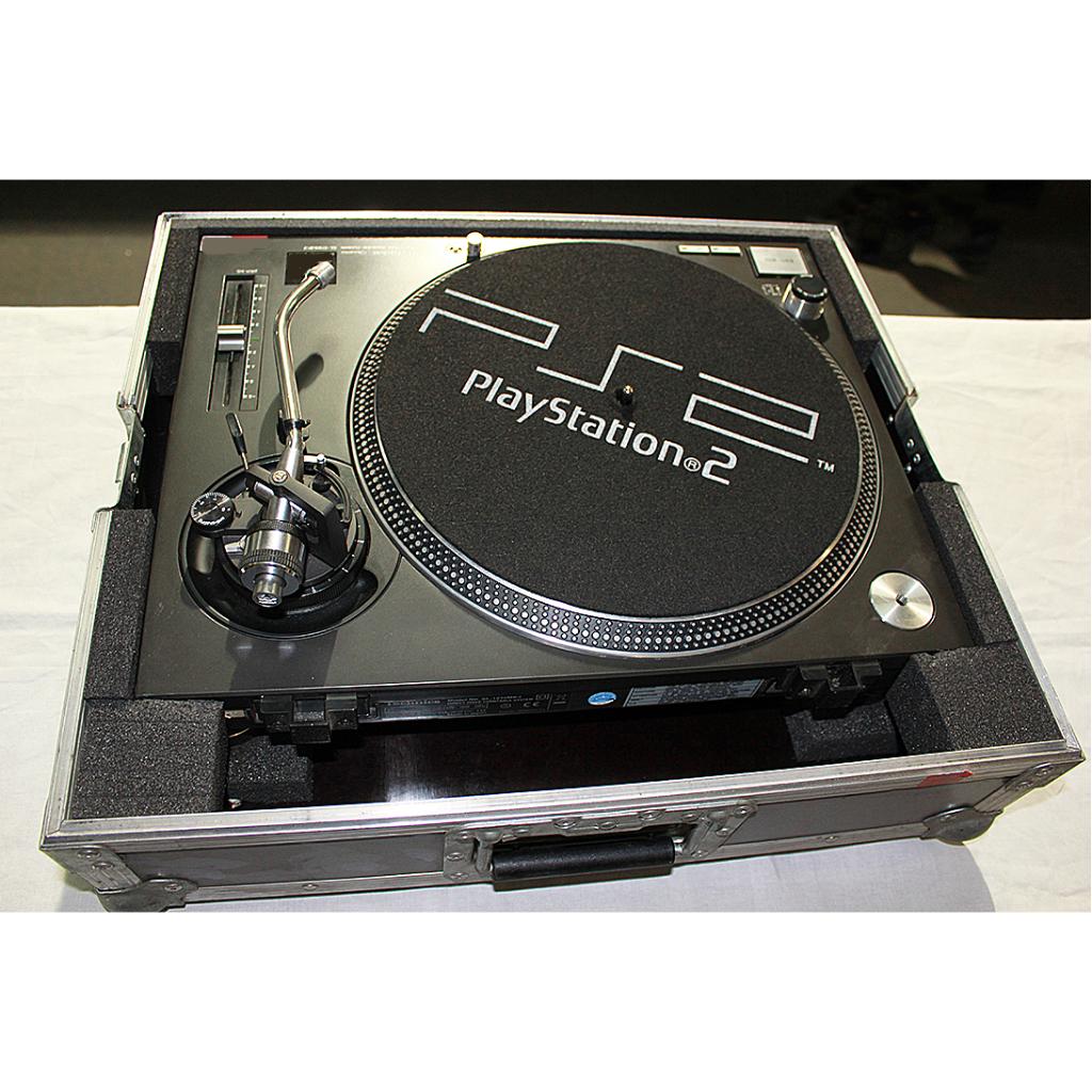Technics SL 1210 MK2 Professional Turntable