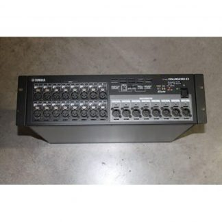 Yamaha RIO1608-D I/O Rack