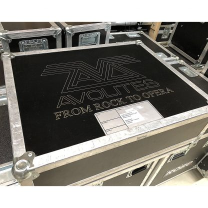 Avolites Tiger Touch Pro flightcase