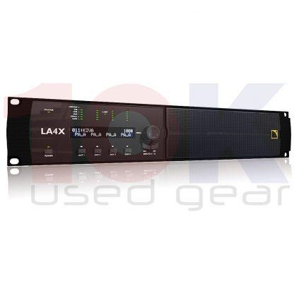 L-Acoustics-LA4X