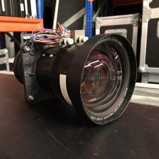 Sanyo XF LNS-W02Z Projector Lens 1.35-1.85:1