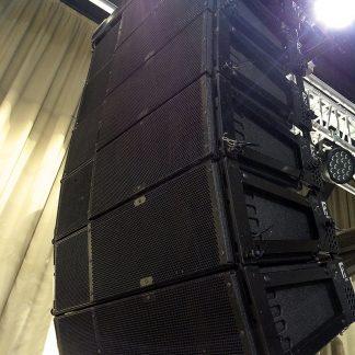 Alcons Audio LR16