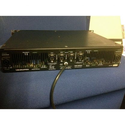 Used Lab Gruppen LAB1200c Power Amplifier