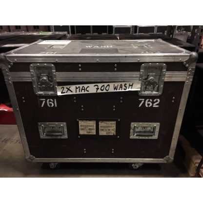 Martin MAC700 Wash in flightcase