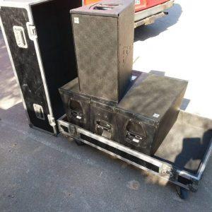 d&b Audiotechnik Q1 system