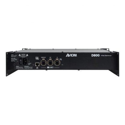 Aviom D800 A-net distributor