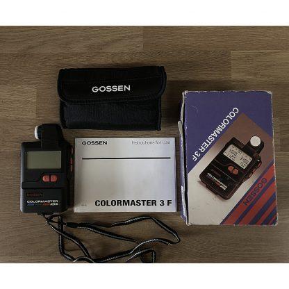 Gossen Colormaster 3F