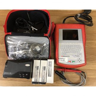 Seaward Europa Plus PAT Tester Set