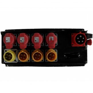 CM Lodestar 3Ph 4 Way Hoist Controller
