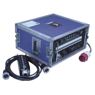 CM Lodestar 3Phase 6-Way Chain Hoist Controller