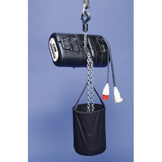 CM Lodestar 3ph 1T Electric Chain Hoist