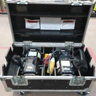 CM Prostar 3Phase 250kg Electric Chain Hoist