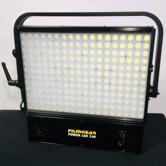 Filmgear Power LED 240 Daylight, 5,600K, MO Lighting Fixture