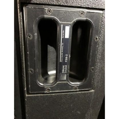 Meyer Sound PSM-2 Monitors Set