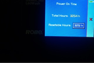 RobeRobin ledwash600-3