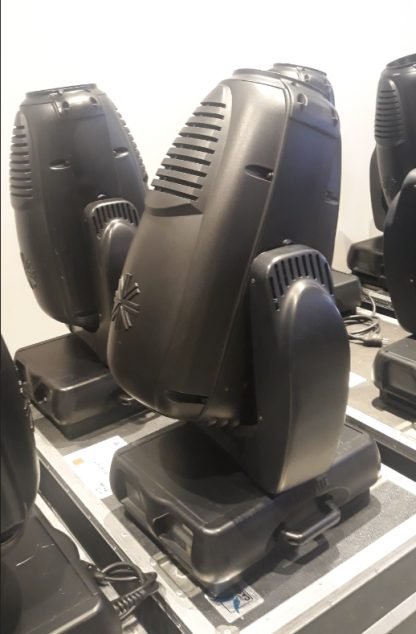 Package of Used Vari-Lite VL3000Q Spot Lighting Fixtures