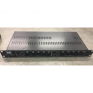 Avolites DMX Opto Isolator Rack Mount