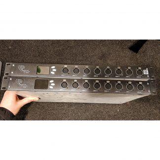 High End Systems Hog 4 DP8000 Rack