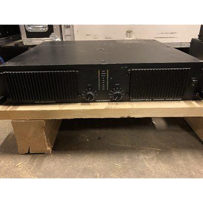 Lab Gruppen 2000C Power Amplifier