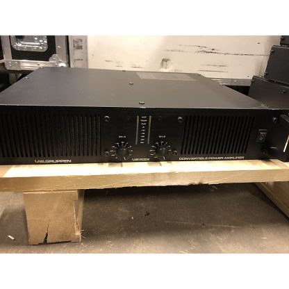 Lab Gruppen 2002 Power Amplifier