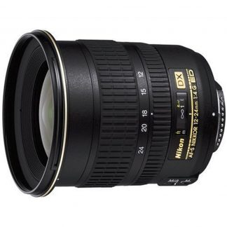 Nikon DX 12-24mm F4G IF-ED AF-S DX Lens