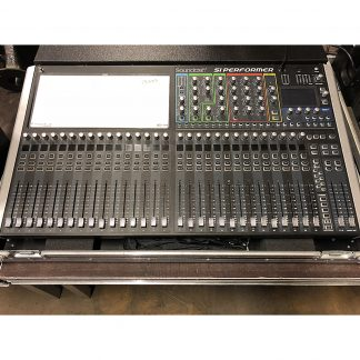 Soundcraft Si Performer 32 Package