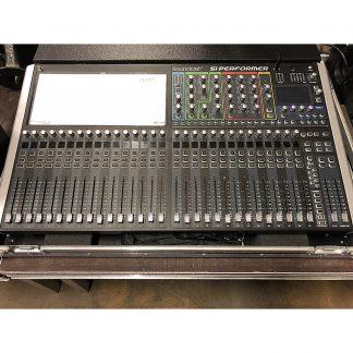 Soundcraft Si Performer 32 Audio Mixer