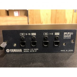 Yamaha MY16-AT Interface Card