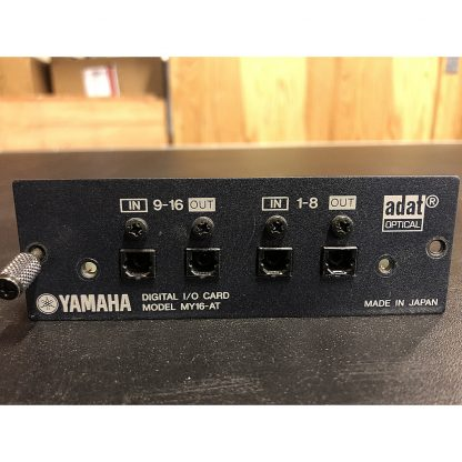 Yamaha MY16-ATInterface Card