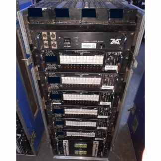 Used Avolites 72-way Dimmer Rack