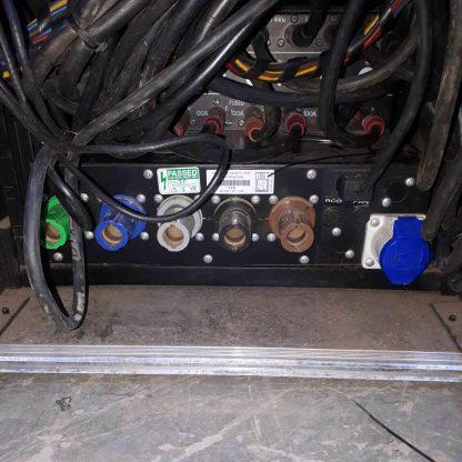 Used Avolites 72-way Dimmer Rack