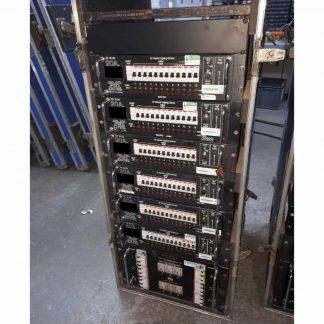 Avolites 72-way Hot Power Socapex Distro Rack
