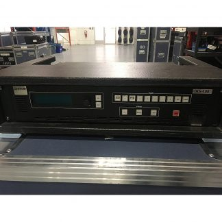 Used Barco DSC-100 Video Switcher