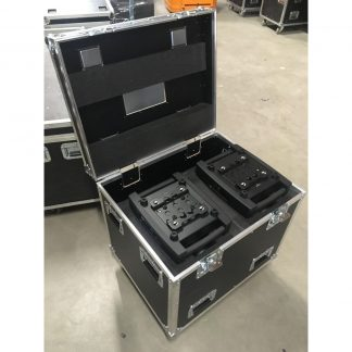 Clay Paky Axcor 300 Dual Road Case. No fixture included.