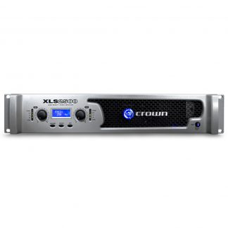 UsedCrown XLS2500 Amplifier