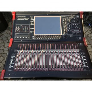 Used Digico SD9 Live Digital Console with D-Rack