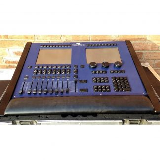 Used / Ex hire High End Systems Wholehog 2 lighting console