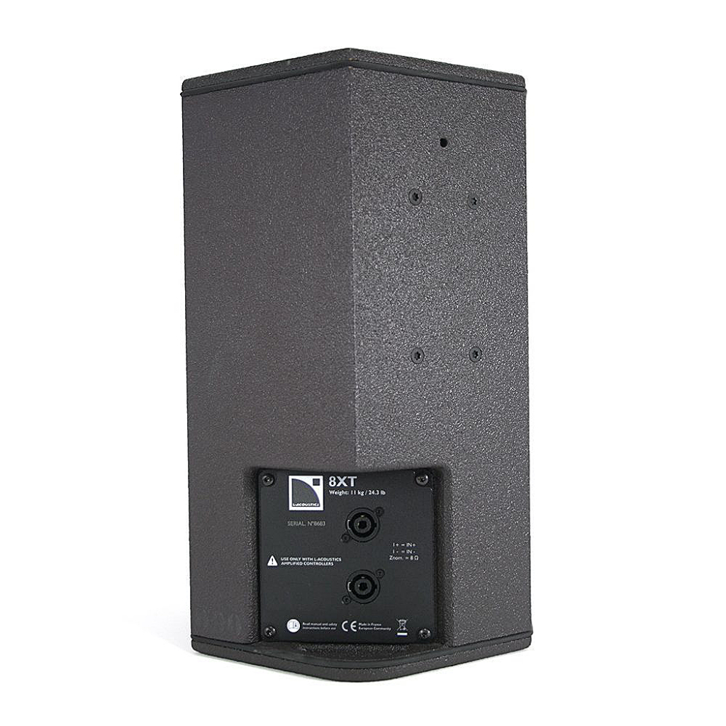 L Acoustics 8xt Buy Now From 10kused