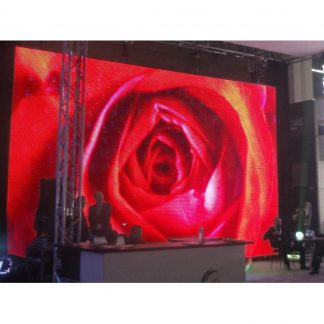 LED Video Curtain Complete Set