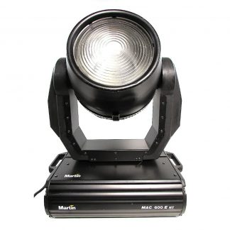 Used Martin Mac 600 E-NT Lighting Fixture