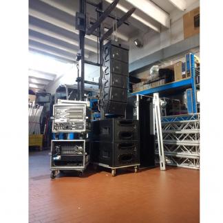 NEXO GEO S8 system