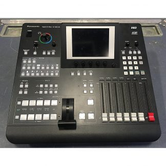 Used Panasonic AG-HMX100 HD Digital AV Switcher and Mixer