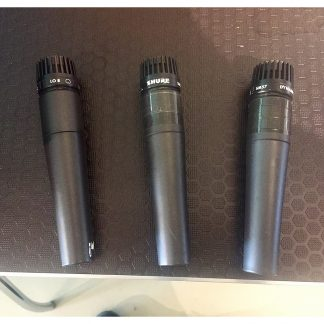 Used Shure SM57 Set